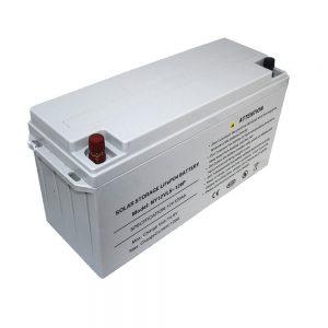 Energy ർജ്ജ സംഭരണം LiFePO4 ബാറ്ററി 12V 80Ah വൈദ്യുതി വിതരണത്തിനുള്ള സോളാർ ബാറ്ററികൾ