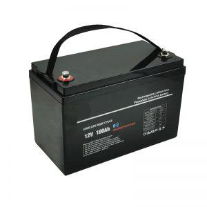 കുറഞ്ഞ താപനില LiFePO4 12V 100AH